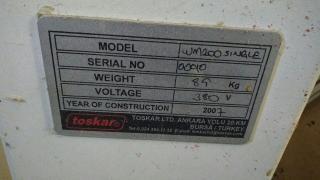 Toskar б/у WМ 200-Single станок усозарезной для багетных рам 2007 г.в. , Запорожье