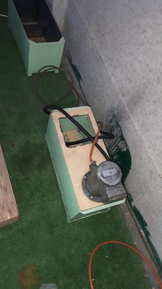 Kucharczyk TYP2003 Заточной станок для дисковых пил