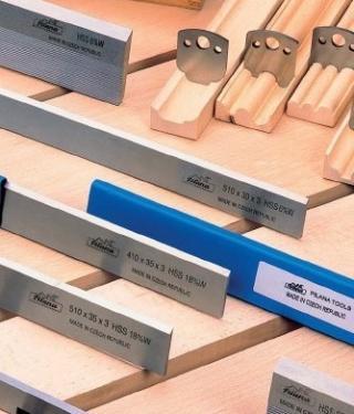 Ножи строгальные PILANA (Чехия)