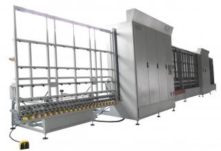 Линия для производства стеклопакетов ADL, SCV System