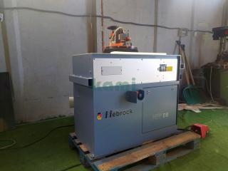 Hebrock HFF08  Кромкофрезерный станок с торцовочным узлом