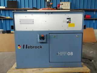 Hebrock HFF08 Кромкофрезерный станок