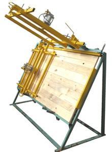 Пресс ваймы для производства мебельного щита