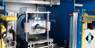 WD 200 Автоматический станок для фрезеровки дверного полотна под петли/замок
