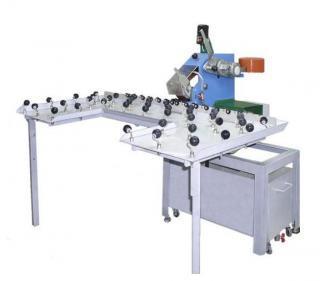 Шлифовально-полировальный станок для кромки стекла СТ-1030